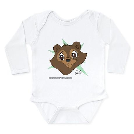 Bubblypumpkin Long Sleeve Infant Bodysuit