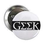 """GEEK 2.25"""" Button (10 pack)"""