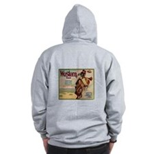 Western Yakima Valley Fruit Zip Hoodie