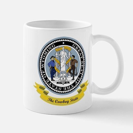 Wyoming Seal Mug