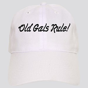 Old Gals Rule! Cap
