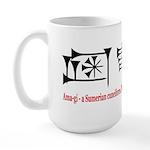 Ama-gi - Liberty Large Mug