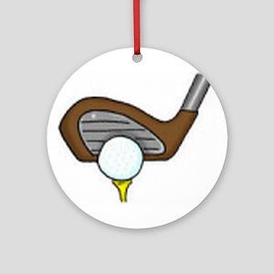 Sporty Ornament (Round)
