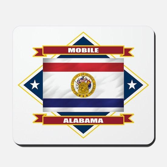 Mobile Flag Mousepad