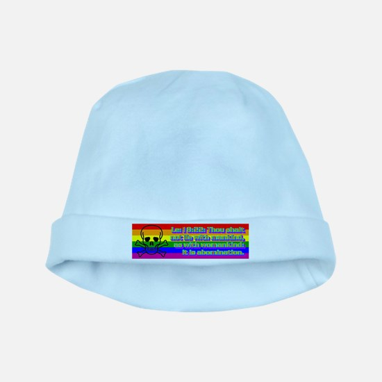 Leviticus 18:22 baby hat