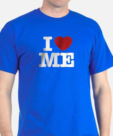CRAZYFISH i heart me T-Shirt
