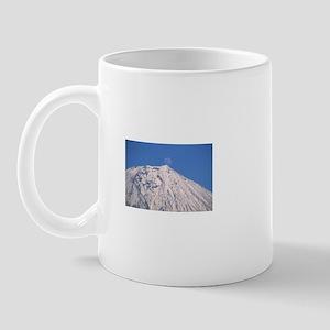 Mt.Fuji beautiful photo Mug