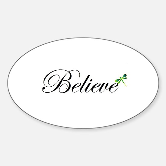 K-DBelieve2 Decal