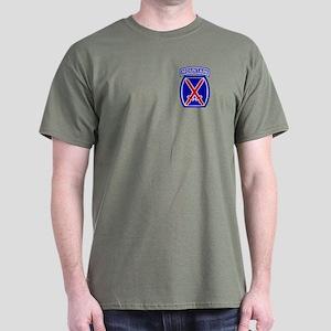 10th Mountain Division T-Shirt (Dark)