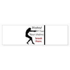 Chainbreaker Sticker (Bumper)