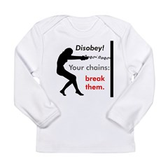 Chainbreaker Long Sleeve Infant T-Shirt