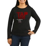 Tap Now or Hold Your Peace Women's Long Sleeve Dar