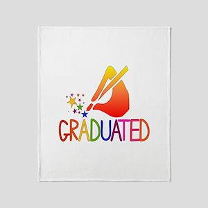 Graduated Throw Blanket
