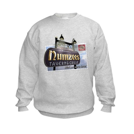 Numzees Tavern and Grille Kids Sweatshirt