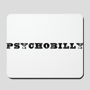 Psychobilly Mousepad