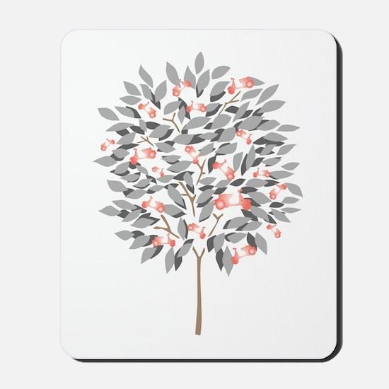VESPA TREE Mousepad