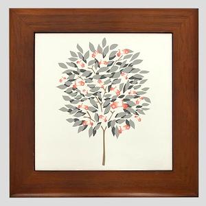VESPA TREE Framed Tile