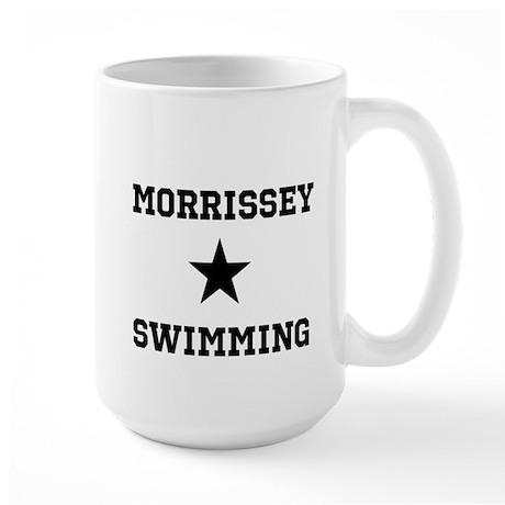 Morrissey Swimming Large Mug