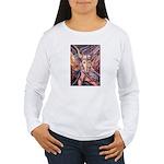 African Antelope 1 Women's Long Sleeve T-Shirt