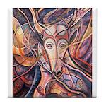 African Antelope 1 Tile Coaster
