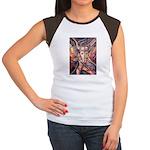 African Antelope 1 Women's Cap Sleeve T-Shirt