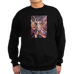 African Antelope 1 Sweatshirt (dark)