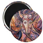 African Antelope 1 Magnet