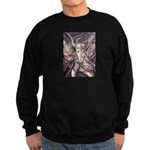 African Antelope Ivory Sweatshirt (dark)