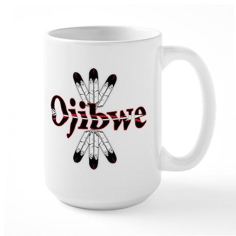 Ojibwe Large Mug