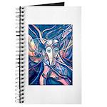 African Antelope Blue Journal