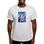 African Antelope Blue Light T-Shirt
