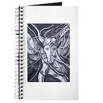 African Antelope B&W Journal