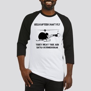Helicopter Submission Baseball Jersey