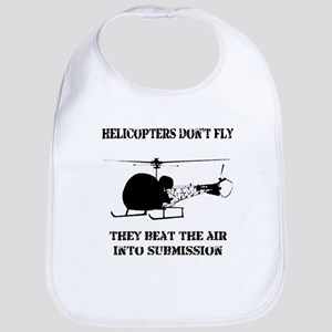 Helicopter Submission Bib