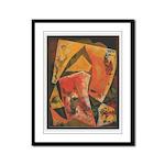 Kirkland, Fantasy (1951) Framed Panel Print
