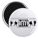 BMV Flag Magnet