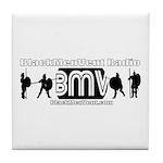 BMV Flag Tile Coaster