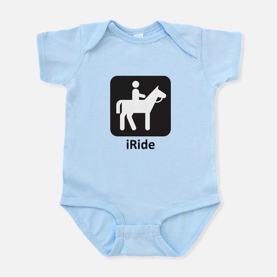 iRide Infant Bodysuit