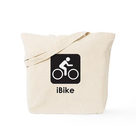 iBike Tote Bag