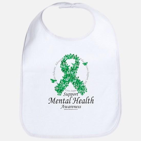 Mental Health Ribbon of Butte Bib