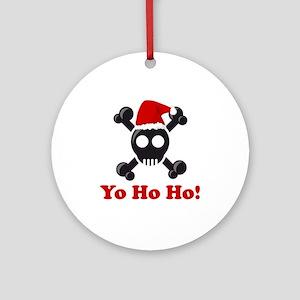 Yo Ho Ho! Ornament (Round)