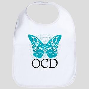 OCD Butterfly Bib