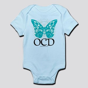 OCD Butterfly Infant Bodysuit