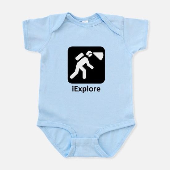 iExplore Infant Bodysuit