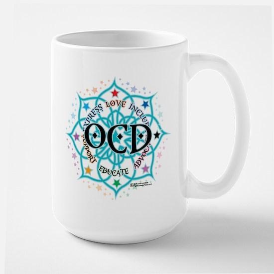 OCD Lotus Large Mug