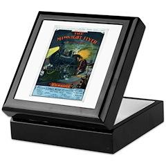 The Midnight Flyer Keepsake Box