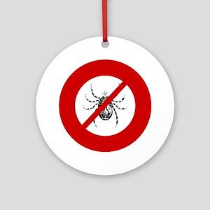 Anti Spiders Ornament (Round)