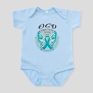 OCD Butterfly 3 Infant Bodysuit