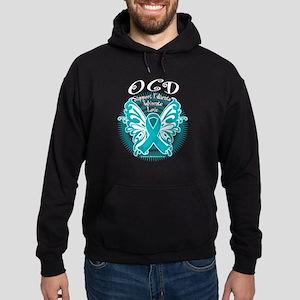 OCD Butterfly 3 Hoodie (dark)