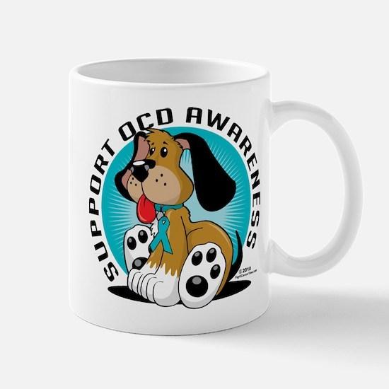 OCD Dog Mug